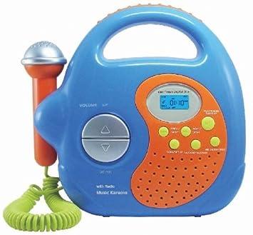 Kinder Mp3 Player mit Radio und Netzteil komplett!: Amazon.de: Spielzeug