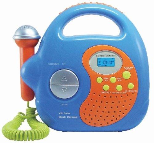 Kinder Mp3 Player mit Radio und Netzteil komplett!: Amazon.de ...