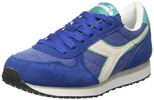 Limonges Run Blu Adulto Blu Basso II K Sneaker a Collo Unisex C Diadora 57vTn6qz