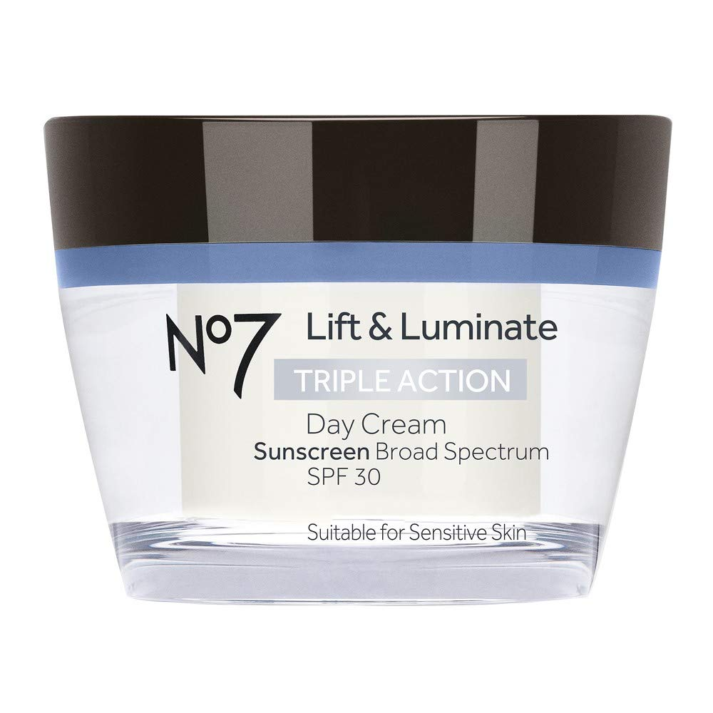 No7 Lift & Luminate Triple Action Day Cream SPF30 50ml
