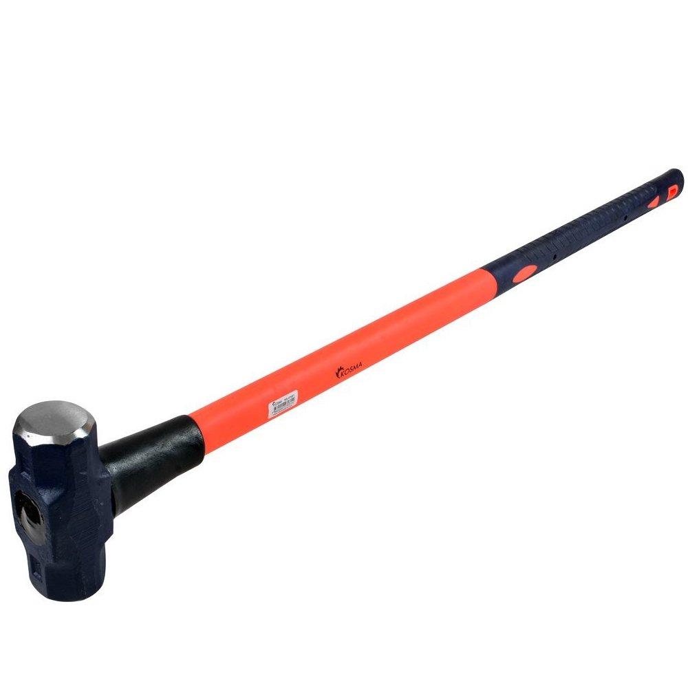 Kosma Sledge Hammer Double Face - 6 Lb with Fiberglass Handle by Kosma (Image #1)