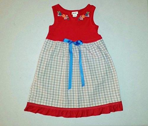 0e619384ce1 Amazon.com  Red White and Blue Toddler Dress