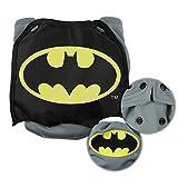 Bumkins Cloth Diaper Snap All-In-One (AIO) or Pocket with Cape, 7-28lbs, DC Comics Batman
