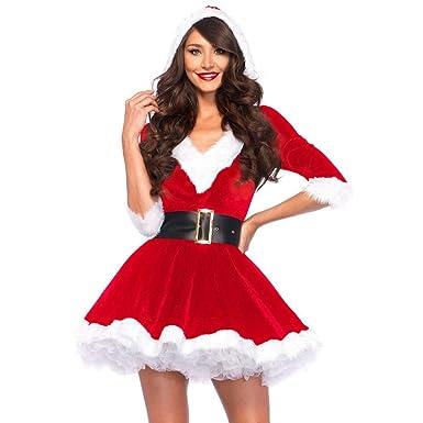 ZHANG Disfraz de árbol de Navidad para Mujer, multiestilo, para ...