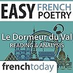 Le Dormeur du Val (Easy French Poetry): Reading & Analysis | Arthur Rimbaud