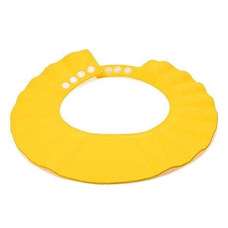 SODIAL(R) 1pz Sombrero Gorra Escudo de ojos impermeable lavado de ...