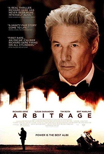 Arbitrage Movie Poster