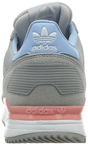 Adidas Damen Zx 700 Scarpe Grau Luce / Granito / Ftwr Bianco / Luce Pesca 25fd1b