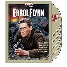 TCM Spotlight: Errol Flynn Adventures (Desperate Journey / Edge of Darkness 1943 / Northern Pursuit / Uncertain Glory / Objective Burma) (2010)
