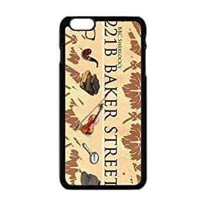 221B Baker Street Cell Phone Case for iPhone 5c