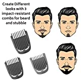 Philips Norelco Beard and Stubble Trimmer with 3
