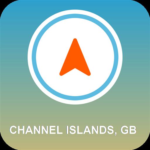 Channel Islands, GB GPS
