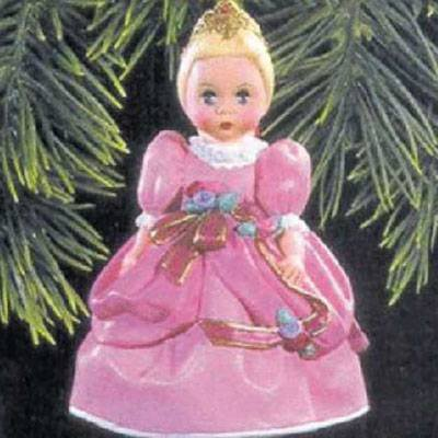 Hallmark Keepsake Ornament - Madame Alexander's Cinderella First in Series 1996 (QX6311)