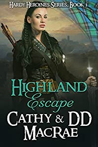 Highland Escape by Cathy MacRae ebook deal