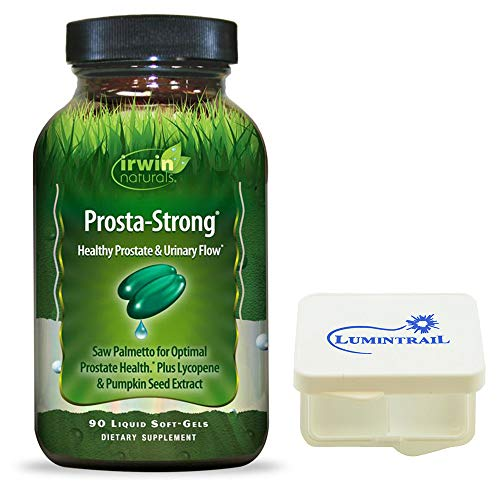 Bestselling Saw Palmetto Herbal Supplements