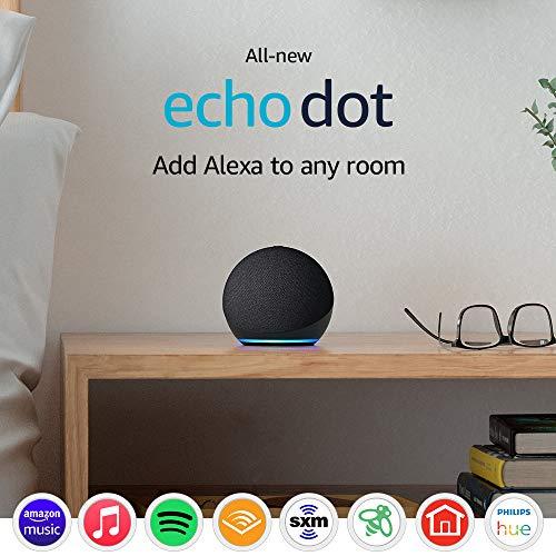 Best Amazon Echo Dot 4th Gen 2021 USA with Alexa