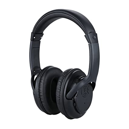 Excelvan BT-5800 Auricular Casco Inalámbrico Estéreo (Bluetooth 3.0, Manos Libres, FM