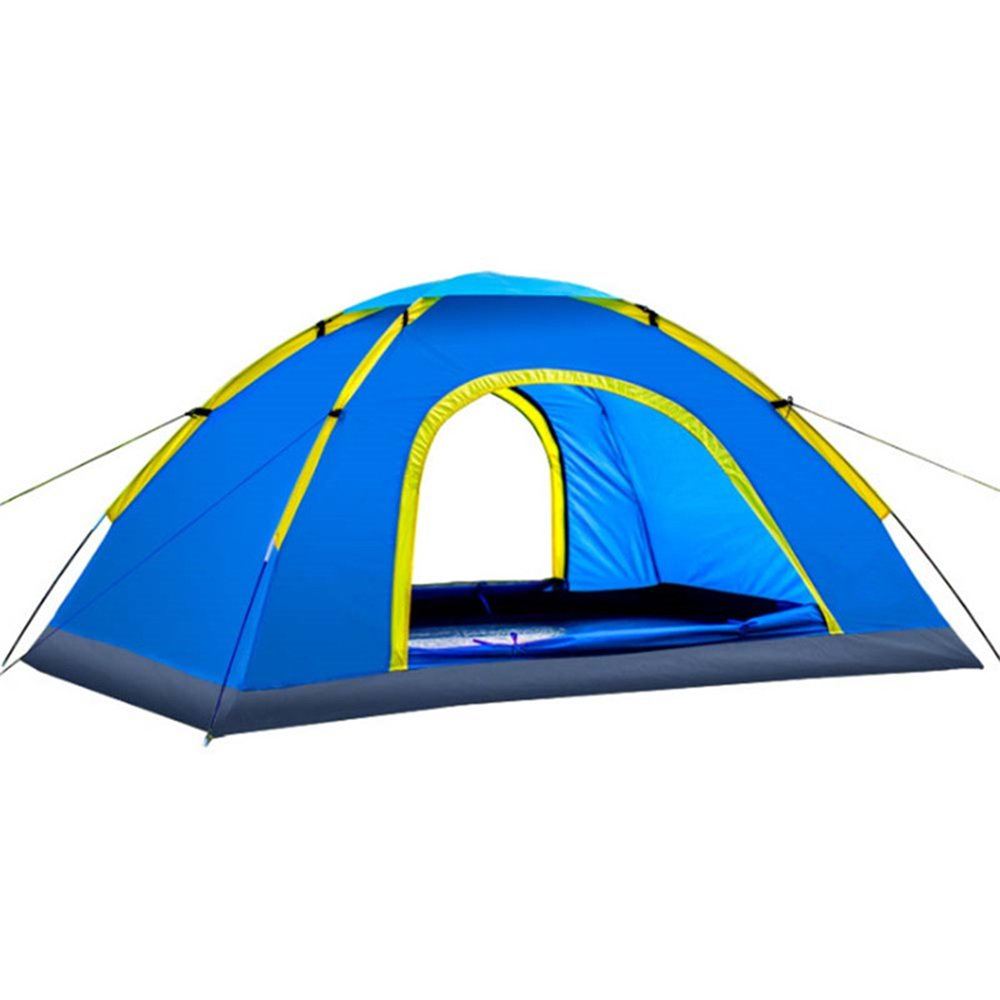 Yuiopキャンピングテント、2人ポータブルドームテント紫外線対策防水アウトドアファミリテントのキャンプ旅行ハイキングアウトドアスポーツ B07BTJRGQV B07BTJRGQV, casualshop:b871d57b --- ijpba.info
