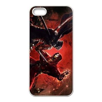 Ninja Gaiden Iii RazorS Edge funda iPhone 4 4s caja funda ...