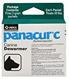 Pet Supplies : Panacur C Canine Dewormer (fenbendazole), 2 gram