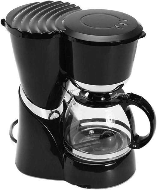 AQWWHY Máquina de cafetera eléctrica automática 600ml Máquina de ...