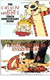 Download There's Treasure Everywhere and Calvin and Hobbes Tenth Anniversary Book-2 Calvin and Hobbes paperbacks in PDF ePUB Free Online