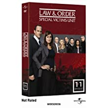 Law & Order: Special Victims Unit - The Eleventh Year (2009)