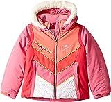 Obermeyer Kids Baby Girl's Sierra Jacket with Fur (Toddler/Little Kids/Big Kids) Peony Pink 5