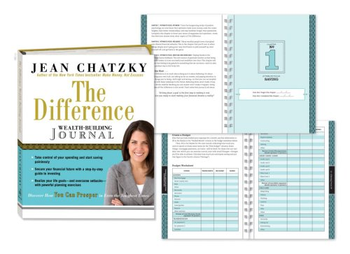 Read Online The Difference Wealth-Building Journal: Discover How You Can Prosper in Even the Toughest Times PDF