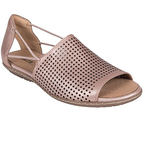 Earth Dots - Earth Shoes Shelly Women's Blush 7 Wide US