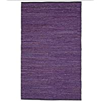 Matador Chindi Runner, 2.5-Feet by 14-Feet, Purple Leather