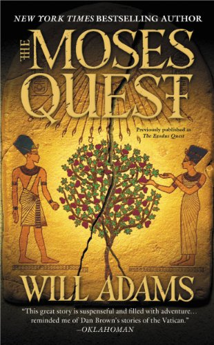 book cover of The Exodus Quest
