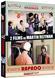 2 films de Martin Rejtman : Rapado + Les gants magiques [Francia] [DVD]