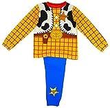 Boy's Toy Story WOODY Cowboy Costume Novelty Pyjamas size 3-4 Years
