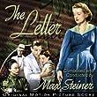 THE LETTER (CD) Max Steiner