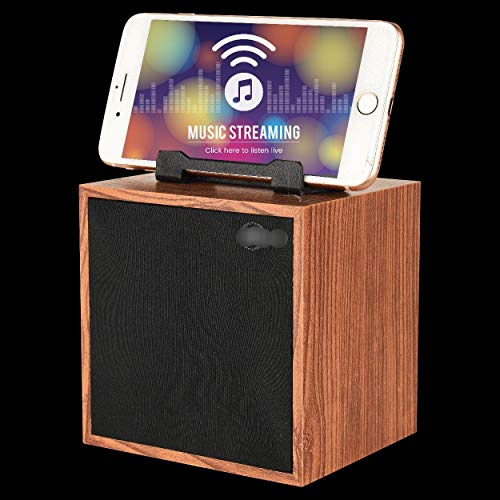 Flow Cube Bluetooth Home Audio Speaker