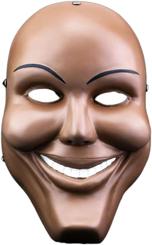Máscara de Purga de plástico Máscara de Halloween Máscara de ...