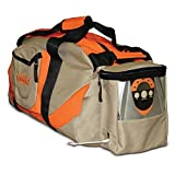 Scent Crusher Ozone Gear Bag, Duffle Bag, Eliminates Odor Before and After the Hunt, 33.5'' L x 15.7'' W x 13.3''H (Renewed)