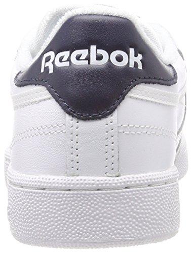 sneaker C El Scarpe Bianco 85 Club Reebok Uomo wqECBwf 228a8021db1