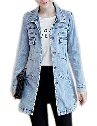 Amazon.com: XS - Denim Jackets / Coats, Jackets & Vests: Clothing ...