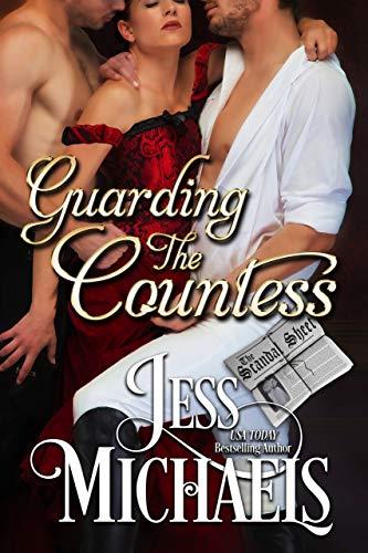 Guarding Countess Scandal Sheet Book ebook product image