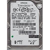 HTS548040M9AT00, PN 08K0856, MLC H69553, Hitachi 40GB IDE 2.5 Hard Drive