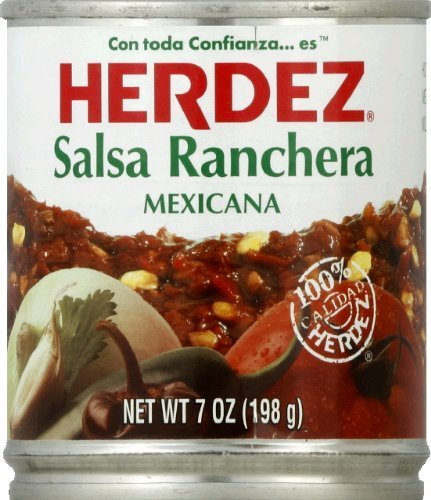 Herdez Salsa Ranchera, 7 Ounce -- 12 per case. by Herdez: Amazon.com: Grocery & Gourmet Food