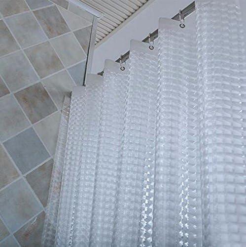 QPGGP-Cortina para ducha Cuarto De Baño Cortina De Ducha Conjunto ...