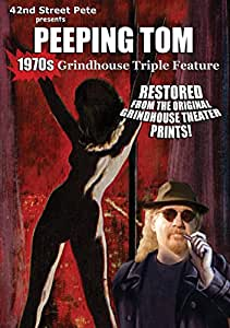 42nd Street Pete's Peeping Tom Grindhouse Triple Feature