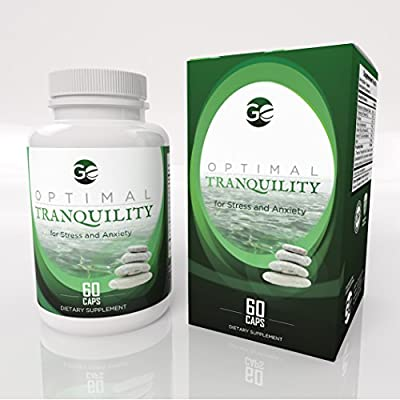 Maximum Strength Anxiety Relief Anti-Stress Supplement Nootropics Remedy Helps Overactive Mind Overcome Depression Support Relaxation Find Peace Enhance Happiness & Well-Being Guaranteed
