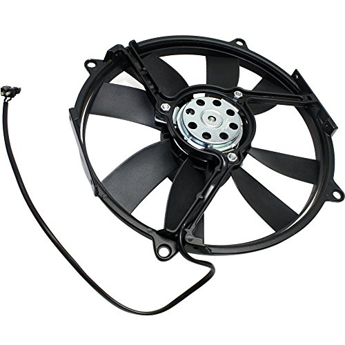 Auxiliary Fan and Motor Assembly for MBenz C-Class 94-00 / CLK430 99-03 Right
