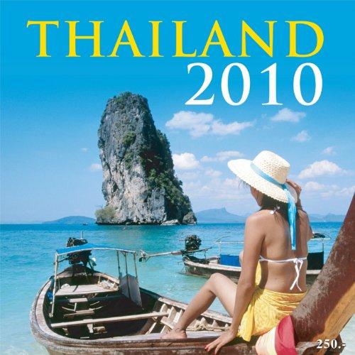 Thailand 2010 Calendar (Hanging Wall Type)