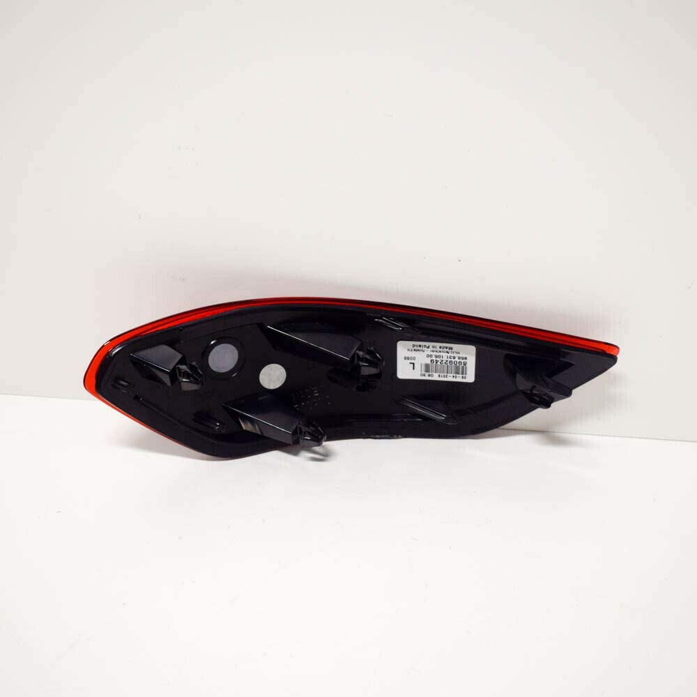 GTV INVESTMENT Cayenne 92A 95863110500 Reflector lateral izquierdo para parachoques trasero