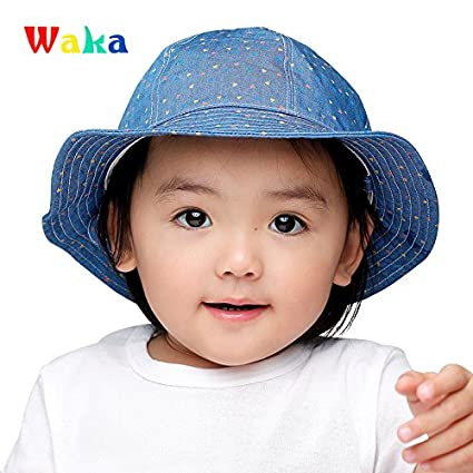 Buy Generic Dark Blue   Baby Girl Summer Hat Comfortable Boys Caps Newborn  Bucket Hat Baby Sun Cap 12-24 Months Baby Accessories for Photography  Online at ... 13b129e4fd4